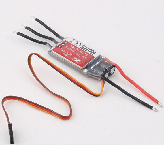 ZTW Spider Series 20A OPTO ESC With SimonK Program<br><br>Aliexpress