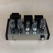 Buy vacuum tube amplifier DIY 6P3P Home Audio Tube Amplifier New Computer Case 6N8P Pure Full Set Tube Amplifier Assembly DIY Kits for $123.88 in AliExpress store