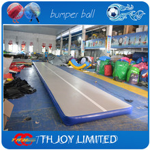 10*2m  inflatable gym tumble track,inflatable gym mat,air mat gym,air track mat(China (Mainland))
