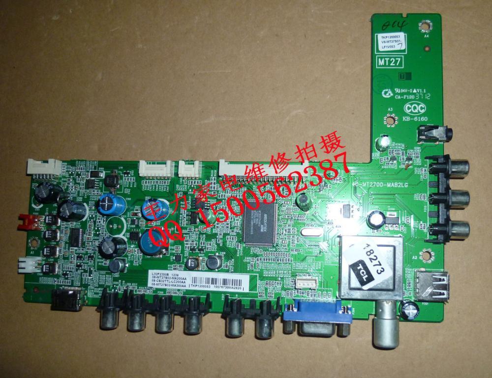L32F2350B Motherboard 40 MT2700 MAB2 screen LVW320CSTTE1