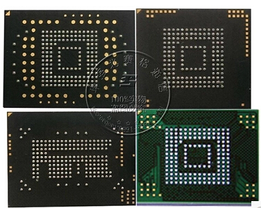 2pcs/lot eMMC memory flash NAND with firmware for huawei glory 3C Play Version MT1-T00(China (Mainland))