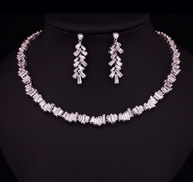Ювелирный набор YS AAA , /Necklace,  Y6082