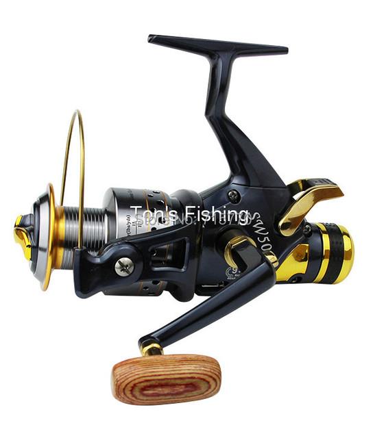 Superior Baitrunner Carp Spinning Fishing Reel 9+1BB SW50 Spinning Reel