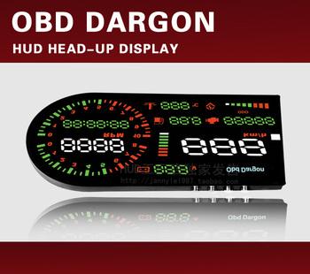 2013 HUD obd dargon C1 hud Head-up display