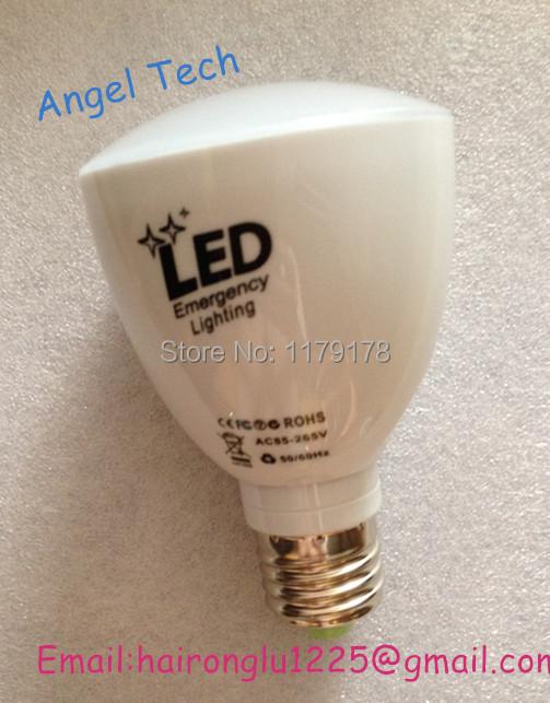 2pcs/lot High Quality AC 85-265V E27 4W 50 LED Rechargeable Emergency White Light Flashlight Magic LED Bulb Free Shipping<br><br>Aliexpress