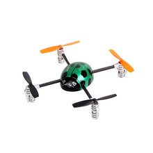 BS#S Walkera QR New Ladybird V2 Remote Control UFO with Devo 4 Transmitter(China (Mainland))