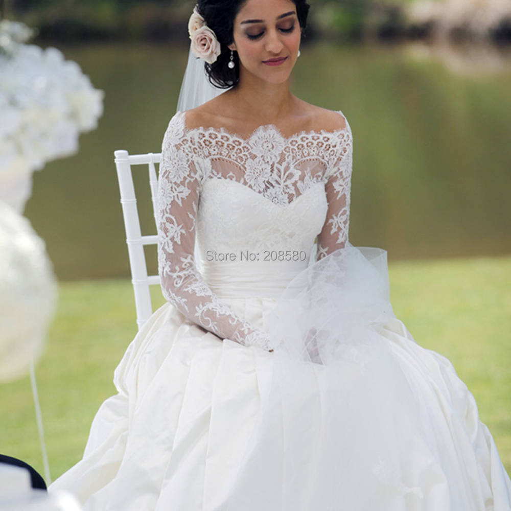 Popular alibaba wedding dresses buy cheap alibaba wedding for Long sleeve casual wedding dresses