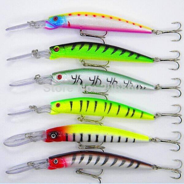 Приманка для рыбалки 6pcs