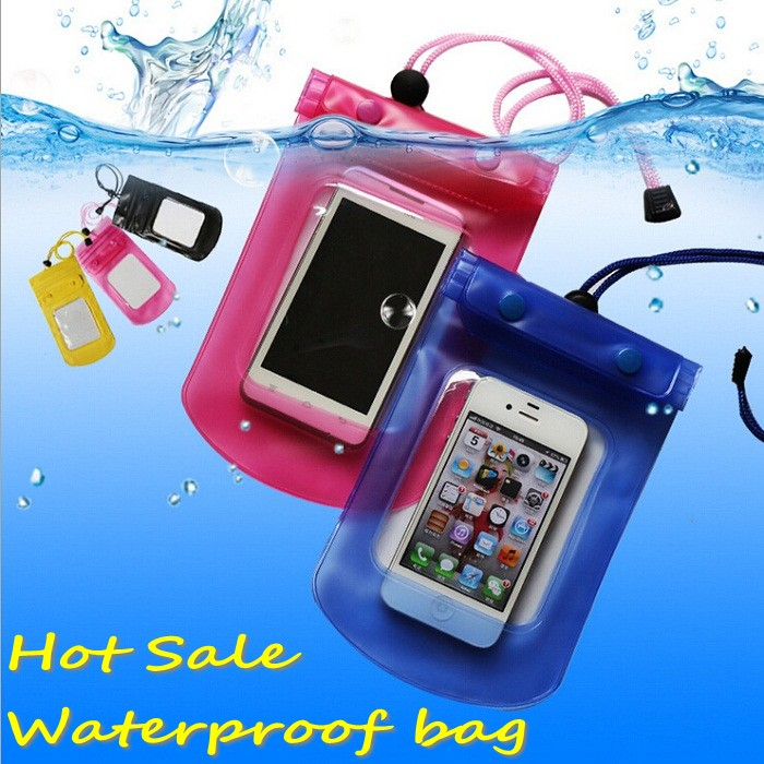 Hight Quality PVC Waterproof Dive Dry Bag Case Pouch for Zopo ZP100(China (Mainland))