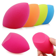 3Pcs Makeup Sponge Blender Foundation Powder Puff Flawless Blending Cosmetic Puff Makeup Tools Beauty Egg Facial Make Up Sponge(China (Mainland))