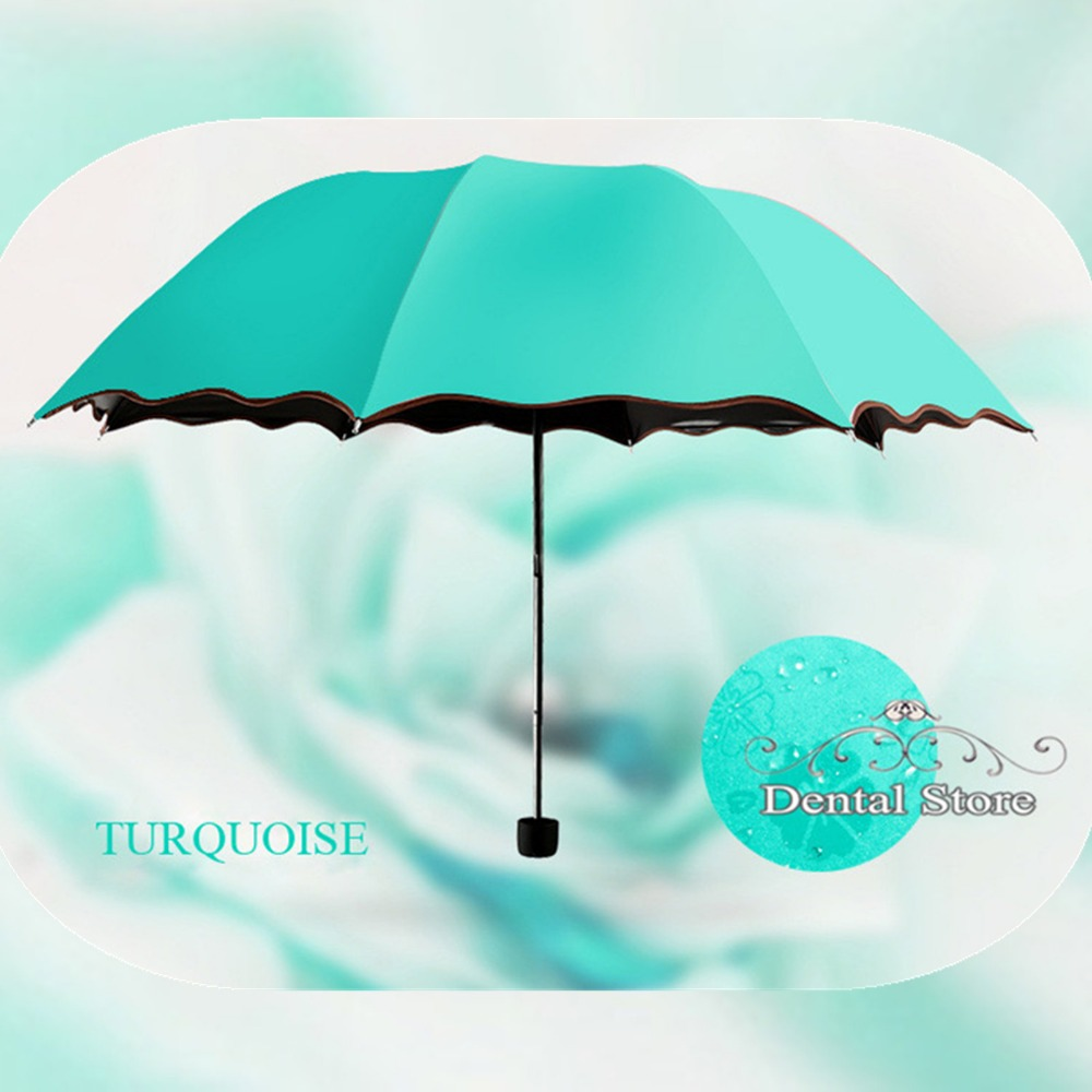 2015new sun rain windproof umbrella anti uv parasol flower folding 5color in umbrellas from home. Black Bedroom Furniture Sets. Home Design Ideas