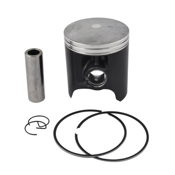 CR250 Piston & Piston Rings Set Motorcycle Engine Parts Cylinder Piston Kit for CR250 STD Standard Bore Size 66mm New