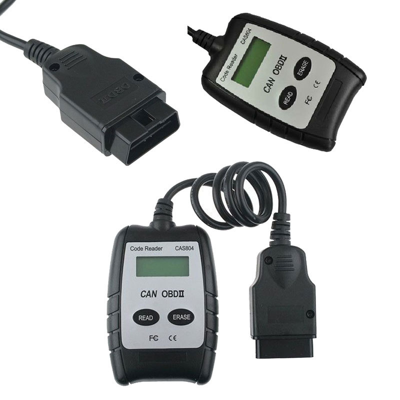 Car Trouble Diagnose The Code Card OBD2 Check Engine Light Code Reader(China (Mainland))