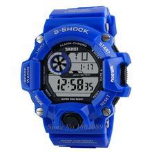 Relogio Masculino Fashion Casual Men Sports Watches Kids LED Digital Wrist Watch Male Clock Montre Homme Reloj Hombre De Marca