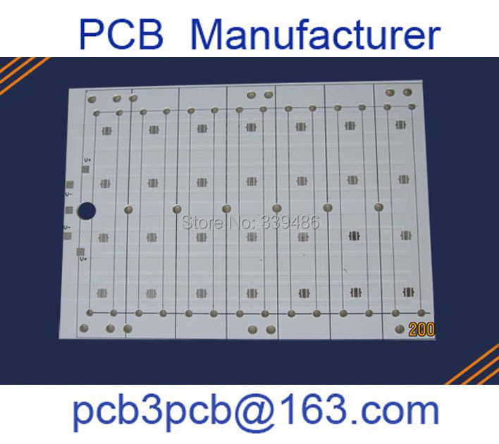 prototype bread board white led board frequency circuit board(China (Mainland))