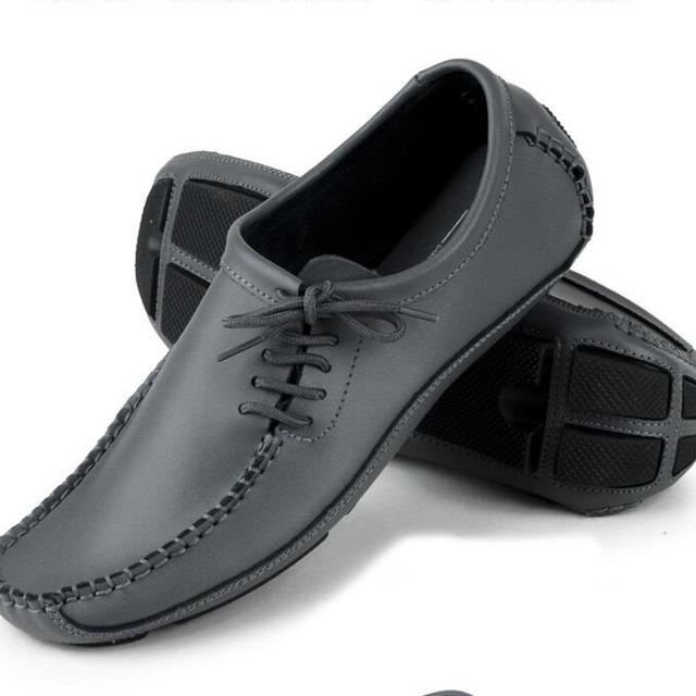 2016 горячий источник осень мода мужской обуви мужские квартиры свободного покроя ...