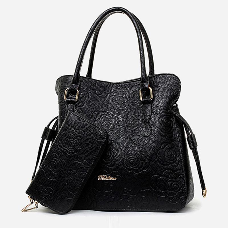 Print Luxury Women Designer Handbags Composite Handbag Wallet Ladies Hand bag famous designer purse handbag SAC