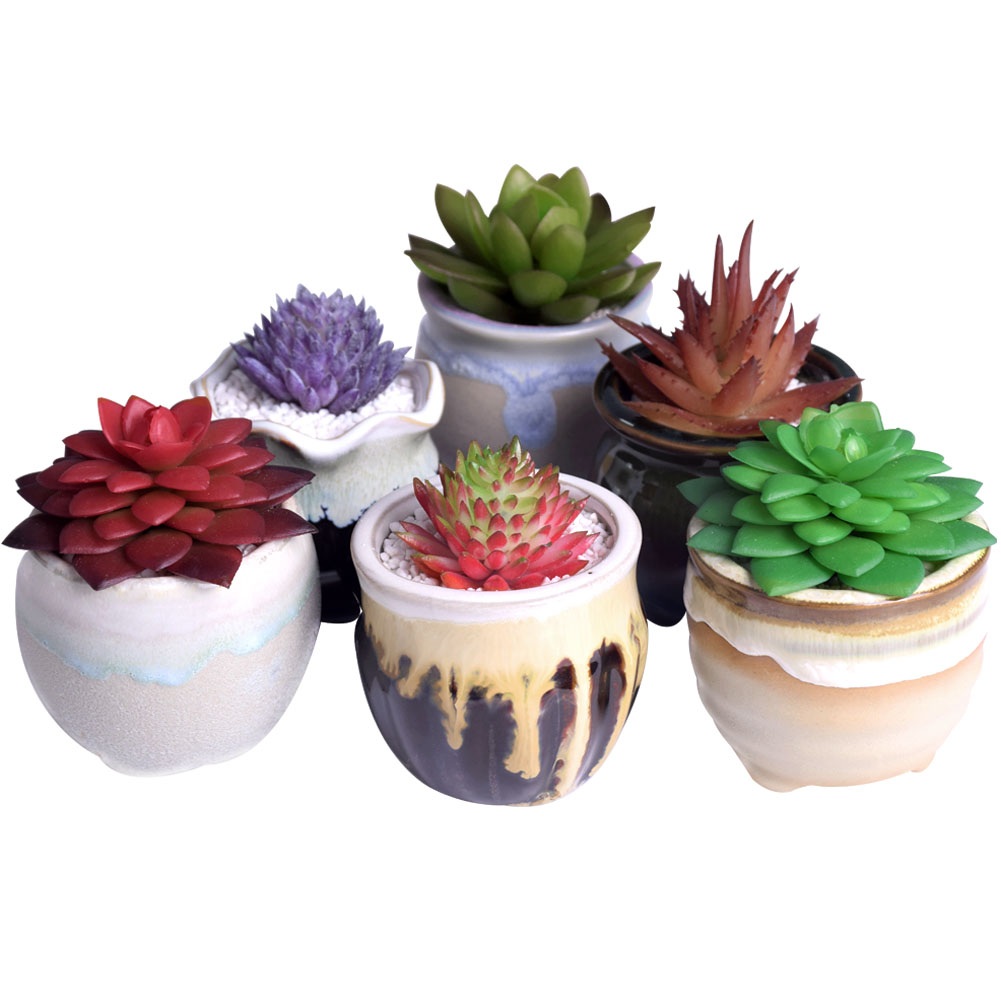 Online Get Cheap Glazed Garden Pots