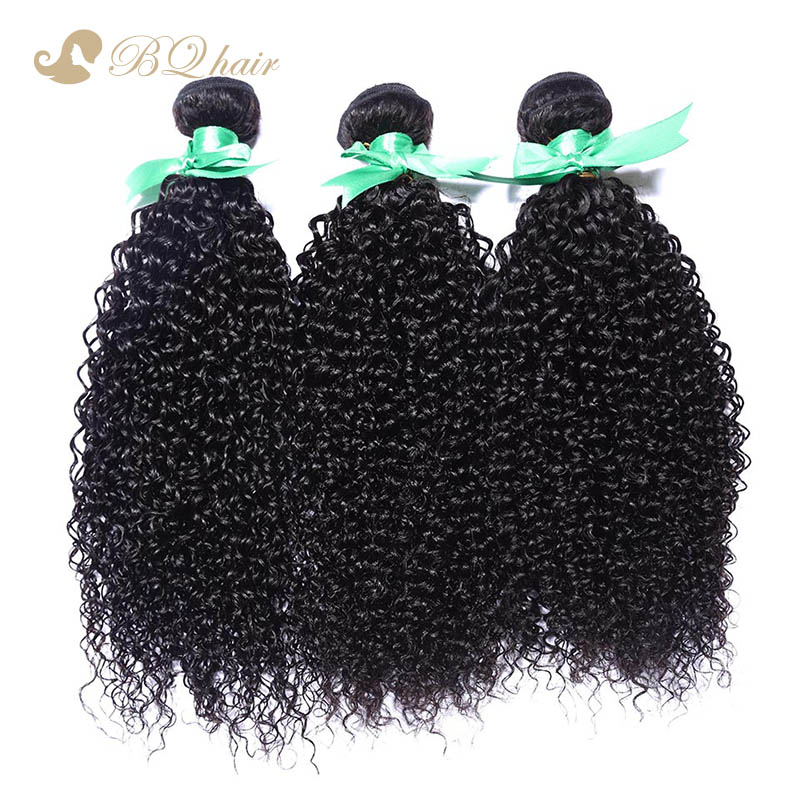 Lowest Price Mongolian 7A Virgin Human Hair kinky curly Mongolian Hair weaves 3pcs/lot virgin curly human hair extension