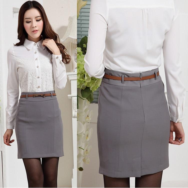 new 2016 autumn summer novelty mini skirts gray