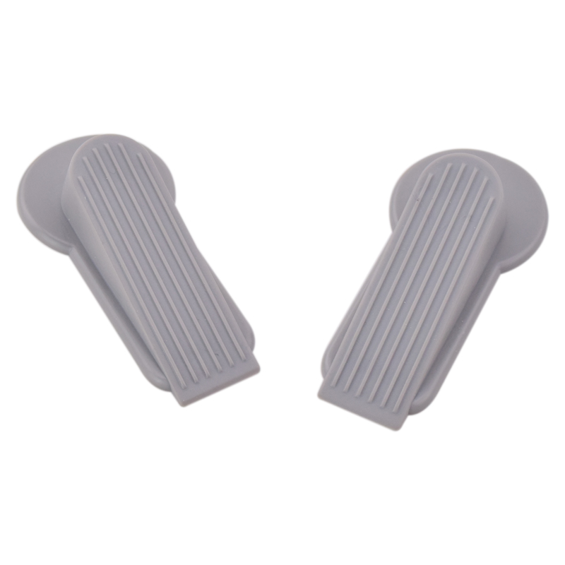 4 Pcs Grey Child Kid Baby Safety Door Guard Gate Stopper Holder Safety Guard Finger Protection Free Shipping(China (Mainland))