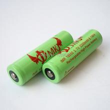 Высокая утечка 18650 8.1WH JCM IMR 2200 мАч 3.7 В литий-ионная аккумуляторная батарея для электронной сигареты фонари батарейки