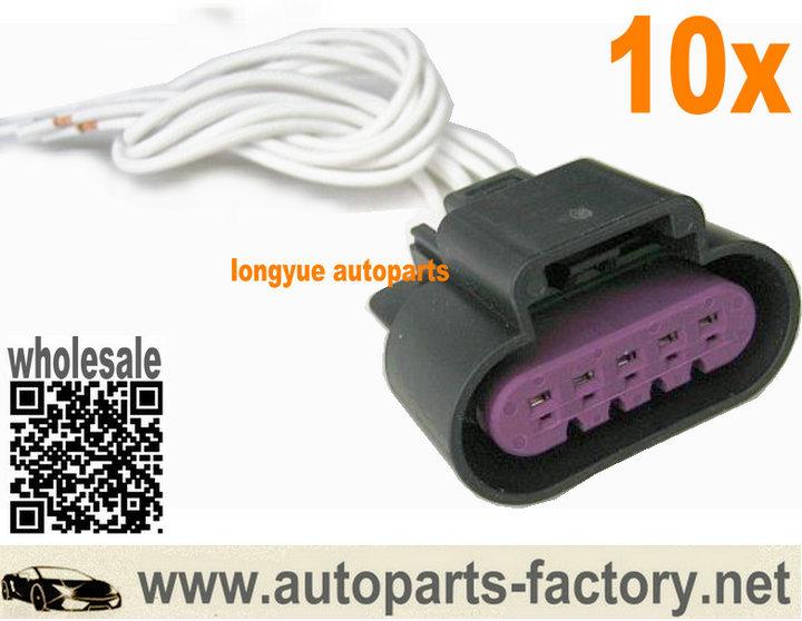 longyue 10pcs brake light taillight circuit board repair harness for chevy trailblazer