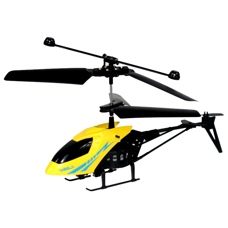 Mini RC Helicopter Radio controlled Copter Remote Control ...