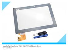 Оригинальный сенсорный экран замена дигитайзер для Asus EeePad трансформатор TF300 TF300T TF300TG ( 69.10 i21. G01 версия ) ( + DIY инструменты )