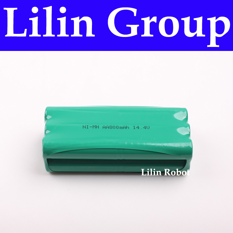(For K6L,K6)Battery for Robot Vacuum Cleaner,DC14.4V,800mAh,Ni-MH Battery,CE,RoHS Certification,1pc/pack(China (Mainland))