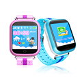 GPS Watch Kids Q750 Smart Baby Watch With Wifi Touch Screen SOS Call Location Device Tracker