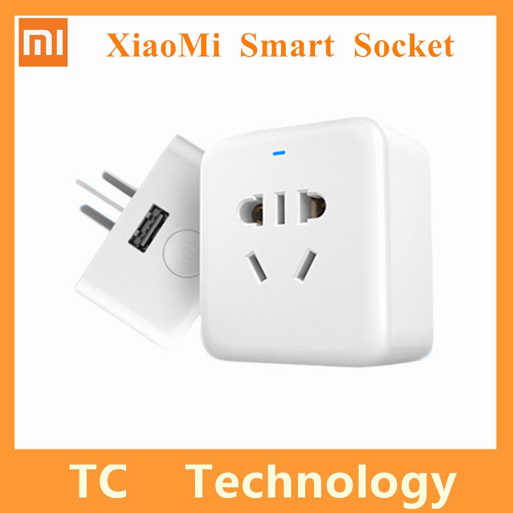 Xiaomi /( ) WiFi AU /5v 1A USB Smart Socket xiaomi wifi au 5v 1a usb smart socket