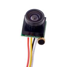 Mini CCTV Camera FPV 600 Line HD Wide-angle 170 Degree Aerial Camera For Mini Drone