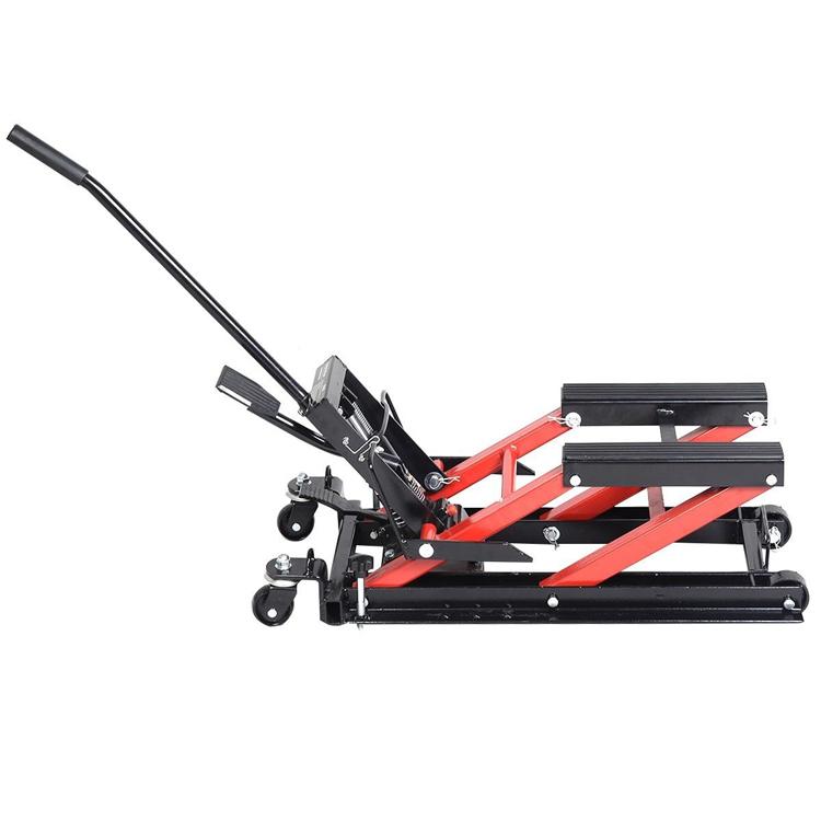 Motorcycle Repair lifting Platform Hydraulic lift ATV Lift Capacity 1500LBS(China (Mainland))