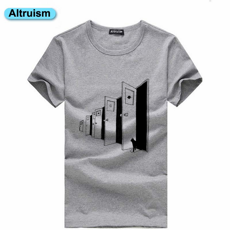 2015 New summer Sports casual t shirt Short-Sleeved all cotton t-shirt high quality brand fashion t shirt plus size XXXL-6XL(China (Mainland))