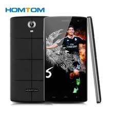 Original HOMTOM HT7 5.5 Inch HD Screen Smartphone Android 5.1 MTK6580 Quad Core Cell Phone 1GB RAM 8GB ROM Mobile Phone(China (Mainland))