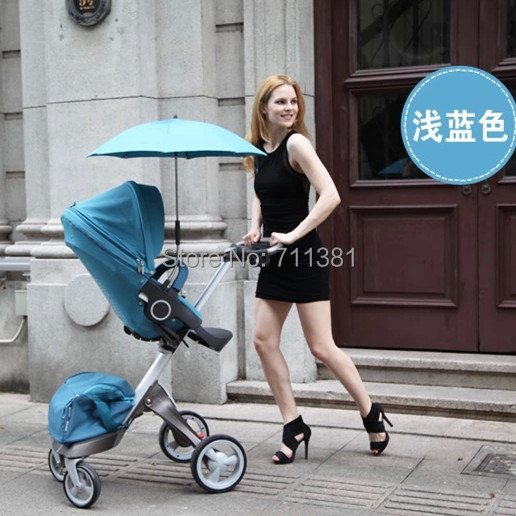 Cheapest High Quality Baby Buggy Fast Delivery by EMS Sky Blue Baby Carrier For Baby Girls Baby Prams For 0-4 Years Newborn Kids<br><br>Aliexpress