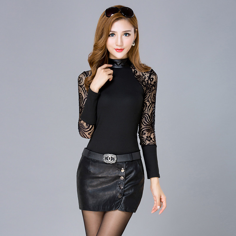 Leather Skirts - Skirts