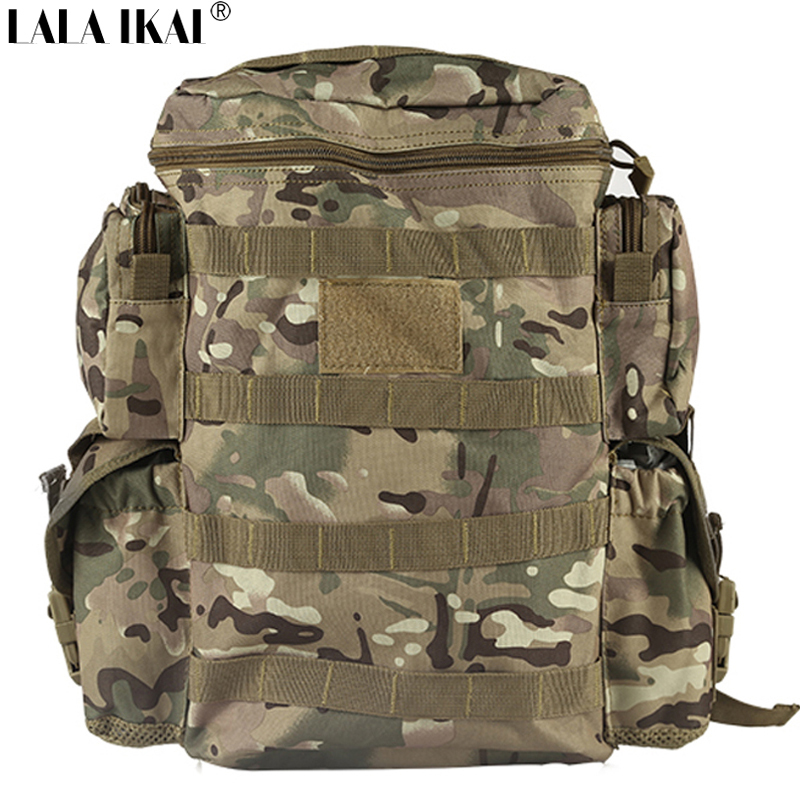 Tactical Backpack Women Travel Hunting Cycling Backpack Climbing Men Outdoor Sport Hiking Military Camping Backpack YIN0111-5