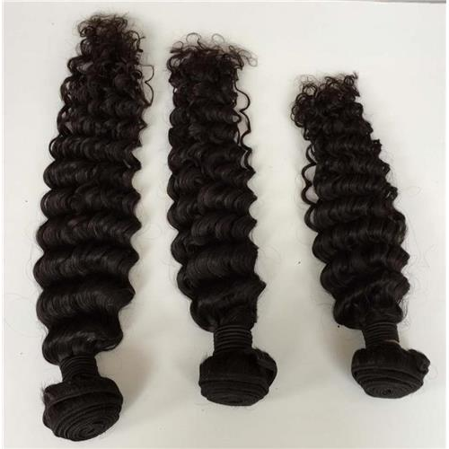 High Grade 8A Hair Wefts Deep Wave Hair Extensions Can Be Straightened Cheap Hair Weave in Natural Color 8A-V-121<br><br>Aliexpress