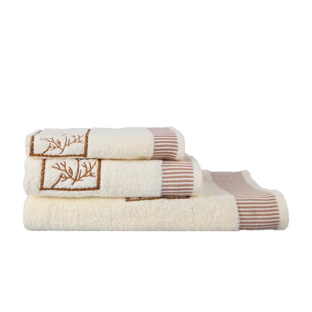 3 PCS/Lot 100% Cotton Solid Quick-Dry Embroidery Handkerchief+Towel+1Bath Towel Towel Set (30x50cm;45x90cm; 65x135cm)(China (Mainland))