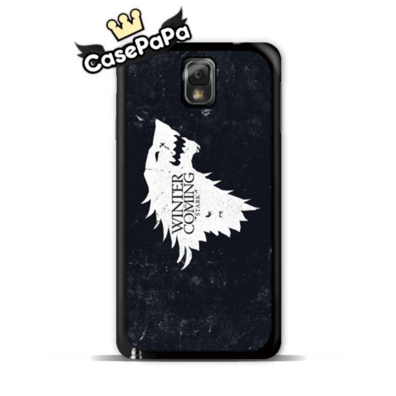 House Stark Case For Samsung Galaxy S6 Edge S5 mini S4 Active S3 A7 A5 A3 Ace 4 3 2 Mega 6.3 Win Note 4 Core Grand 2(China (Mainland))