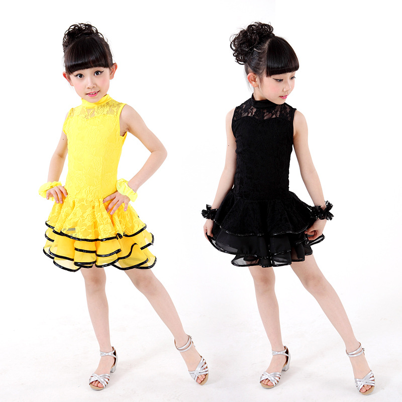 Online Get Cheap Ballroom Dance Dresses Kids -Aliexpress.com ...