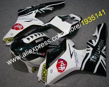 Buy Hot Sales,For Triumph Daytona 675 bodywork kit ABS fairings 2006 2007 2008 white black Daytona675 06 07 08 (Injection molding) for $341.05 in AliExpress store