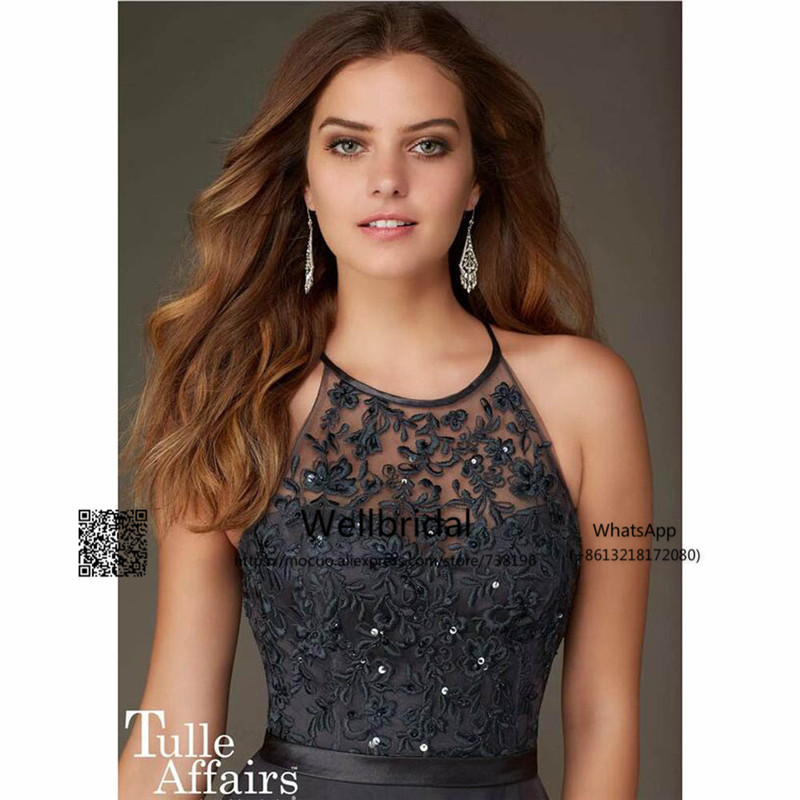 2016-new-arrival-cheap-bridesmaid-dresses-halter-neck-criss-cross-back-lace-appliques-bodice-beaded-tulle-a-line-formal-maid-of-the-honer6