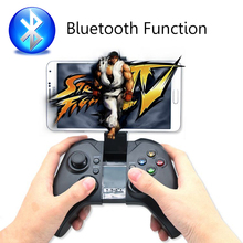 LermX Wireless Bluetooth Game controller Gamepad For iOS iPhone iPad Android cell phones tablet PC Black