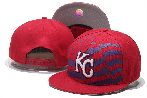 Men's Kansas City Royals Classic Snapback Hat In Red Color With Special Print Letter KC Embroidery Logo Baseball Sports Team Cap(China (Mainland))