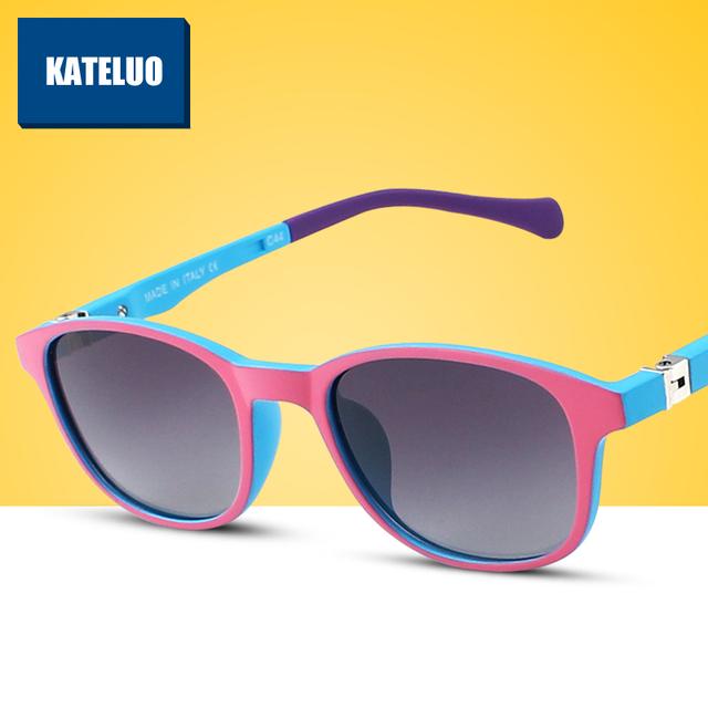 Tr90 детская поляризовыванная детей очки ребенок дети солнцезащитные очки UV400 солнцезащитные ...