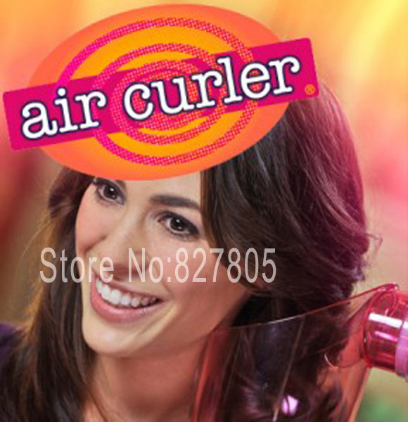 20Pcs Lot New Arrival Air Curler Soft Curl Hair Dryer Wind