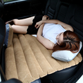 Car Seat Inflatable Mattress Car Air Bed Car Inflatable Mattress for Travel Sleep Sex with 1